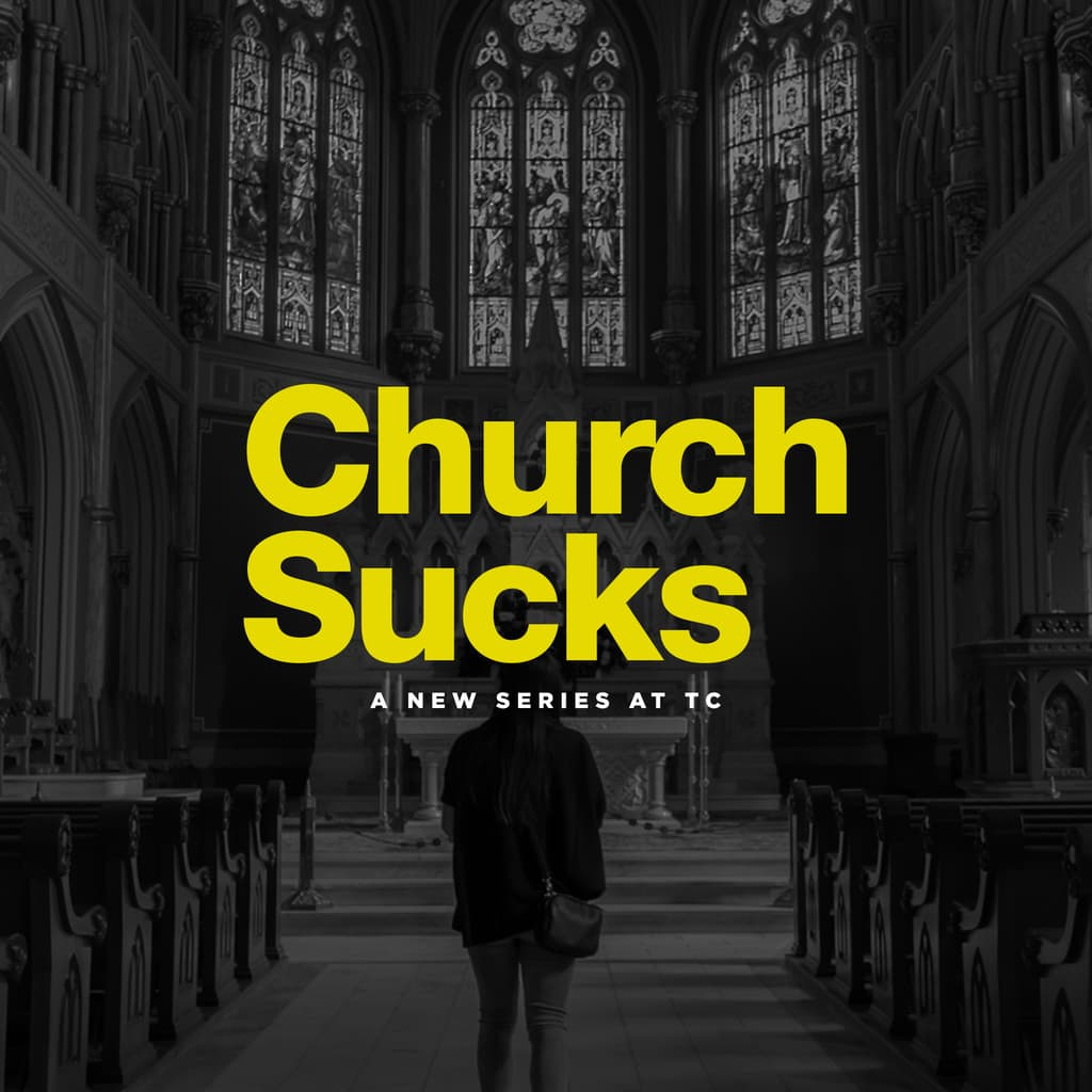 Church Sucks