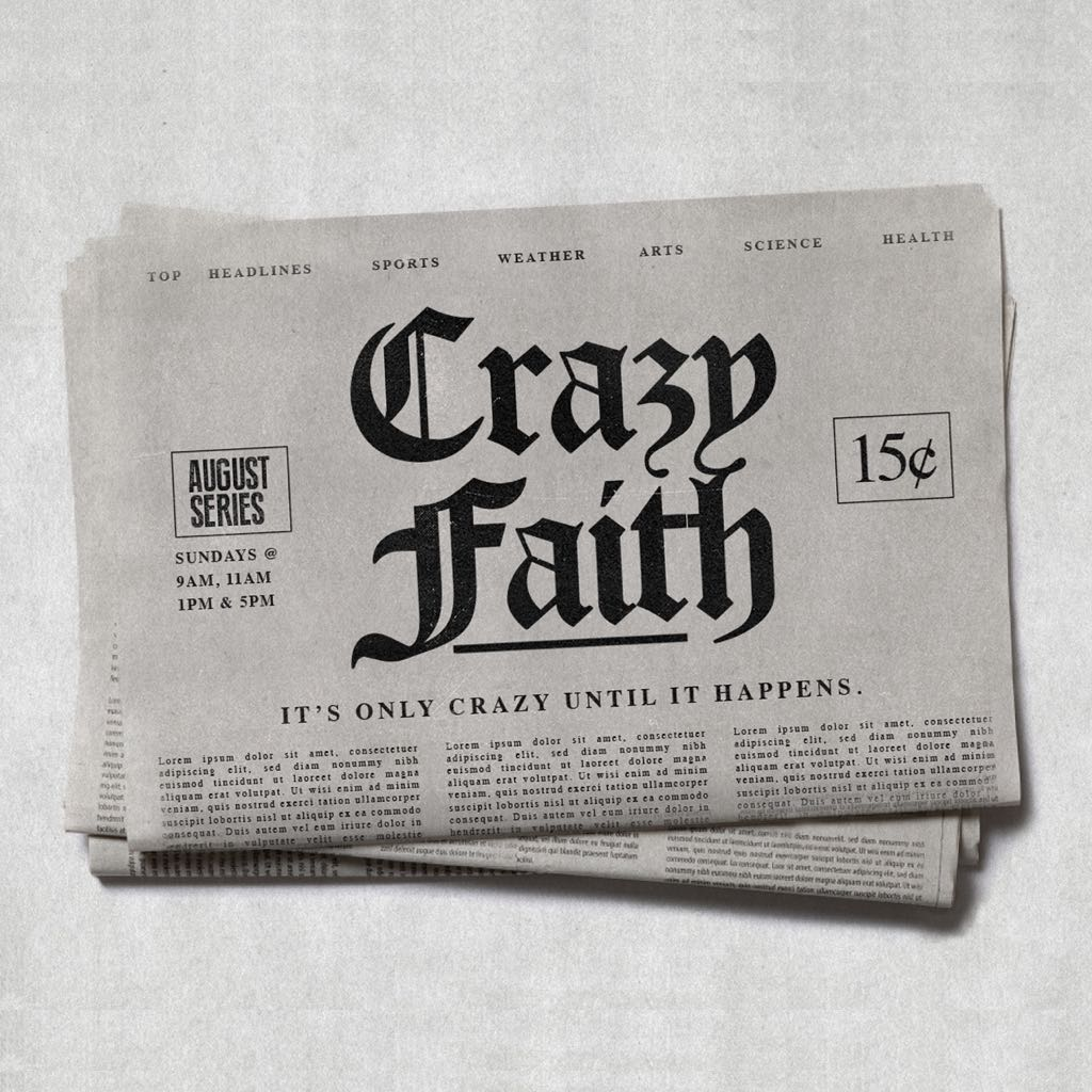 Crazy Faith