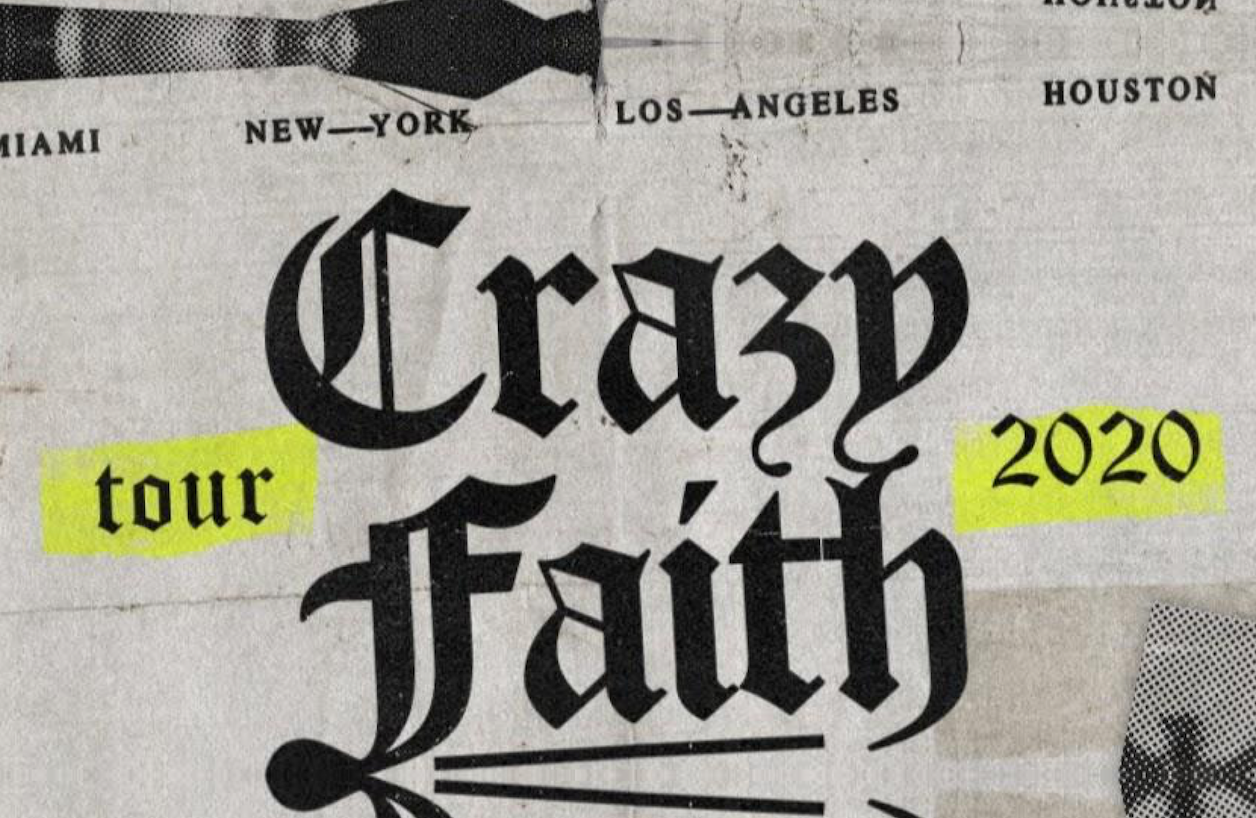 Crazy Faith Tour
